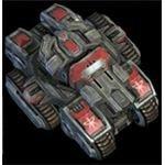 Starcraft 2 Siege Tank