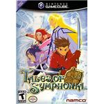 Tales of Symphonia case cover