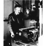 George Hale with his Spectroheliograph