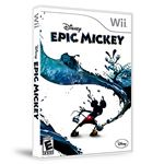 Epic Mickey Box Art