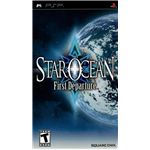 Star Ocean: First Departure cover art