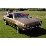 Ford Pinto Wikimedia Commons