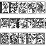 artnouveauflowers
