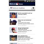 Top 10 Android Sports Apps - MLB at Bat '11 Lite