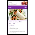 Windows Phone 7 food apps - recipe apps