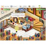 yoville facebook games - shopping screenshot