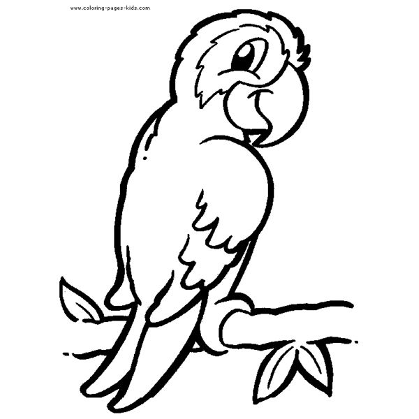 Safari Animals Coloring Pages: Two Fun And Easy Jungle Crafts For Preschoolers