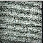 Short Gray Pile Rug