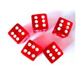 Play Bunco with Excel Dice