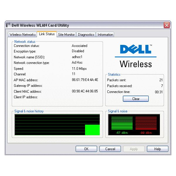 Dell Wireless 1504 Driver Windows 10