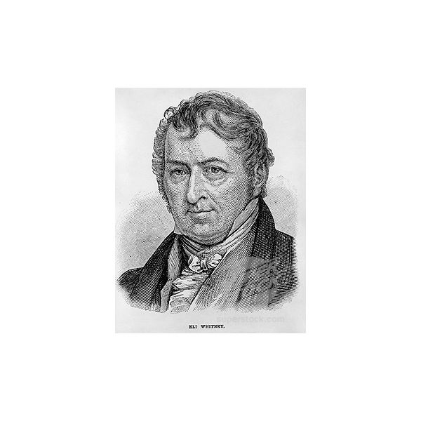 Eli Whitney Biography (1765-1825)