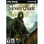 Mount & Blade - just as gritty as the box art suggests.
