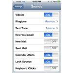Turn Email Alerts Off on iPhone