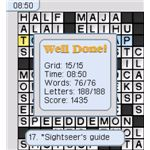 New York Times Crossword Puzzler for Blackberry