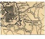 Atlanta Battle Map