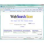 Web Search Store site