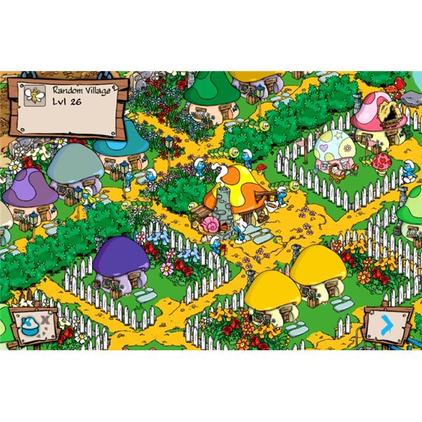Smurf Village Game For Pc