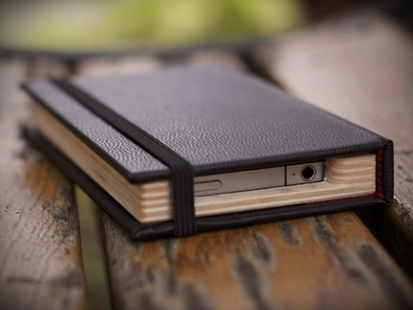 The Little Black Book iPhone 4 Case
