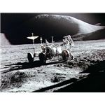 Lunar exploration in its golden age. Credit: NASA