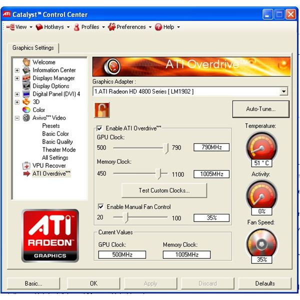 ATI Catalyst Released - Download RPM for Mandriva Linux 32bit