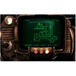Fallout 3: Mothership Zeta - I'm Standing Right in Front of Reid's Terminal Before I Unlock The Safe With The MPLX Novasurge