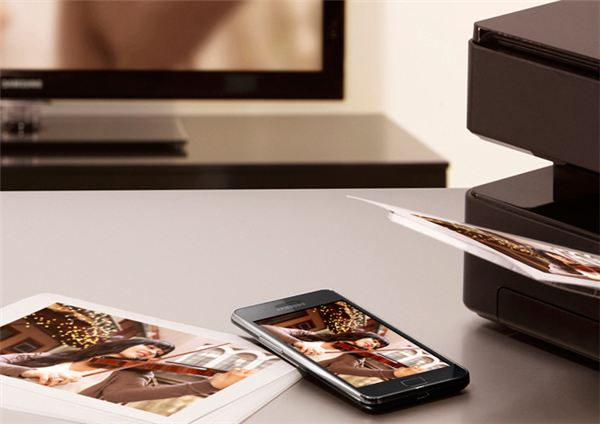 Samsung Galaxy S II Print