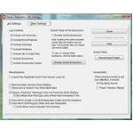 Options in Using Replicator
