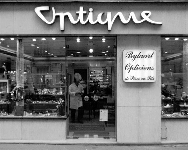 Typography: Antique Sign