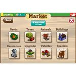 So much choice on the FarmVille market