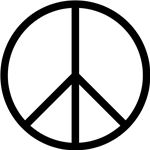 The Peace sign