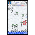 Parachute Panic Review for Windows Phone