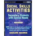 Social Skills Activities by Mannix