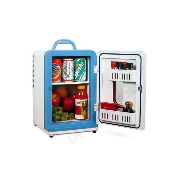 Outdoor mini fridge