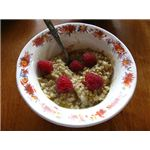 Eat Oatmeal to Lower Cholesterol