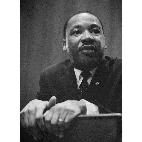 The Life of Martin Luther King, Jr: Great Civil Rights Leader & Orator