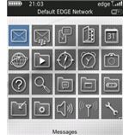 Simplex theme-minimalist-Blackberry-pic