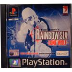 Authors Copy of Lone Wolf For PS1
