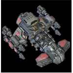 Starcraft 2 Terran Battlecruiser