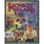 The Secret of Monkey Island boxshot