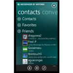 Messenger - Windows Phone 7 IM app