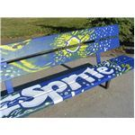 Pop Art Bench Example 1