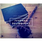 Legal Definition of a Juvenile Delinquent