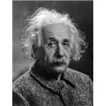 Dress up like Albert if you want.