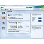 CA Antivirus Advanced Options