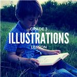 Third Grade Lesson about Illustrations