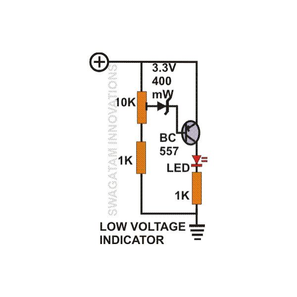 how to build simple mains voltage protection circuits  low voltage indicator circuit  high