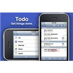 todo iphone app