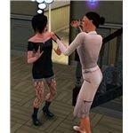The Sims 3 punishment