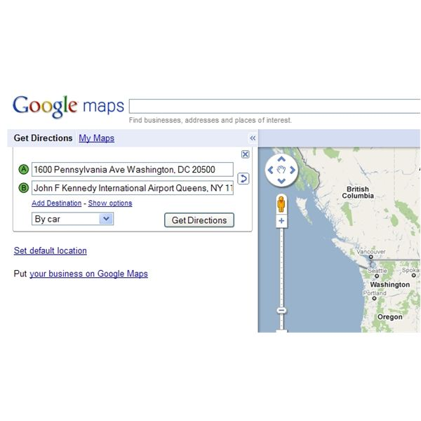 How to Get Driving Directions with Google Maps – Get Directions on Google Maps