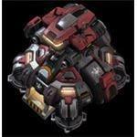 Starcraft 2 Terran Planetary Fortress